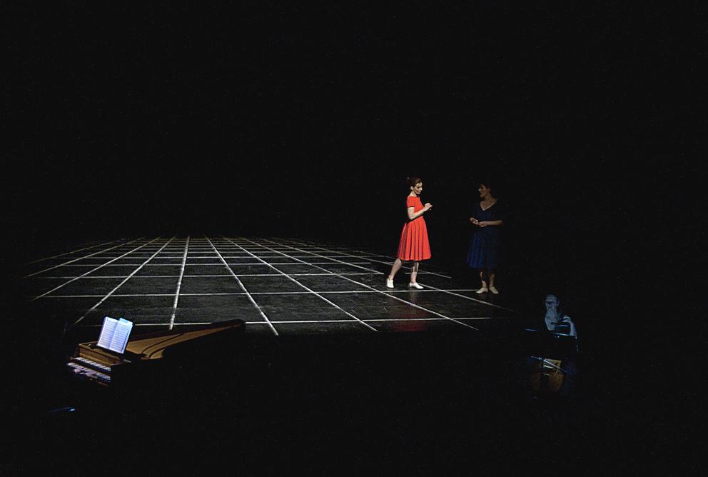 Haendel Da Camera, 2015 - extrait de «Fronda leggiera e mobile»
