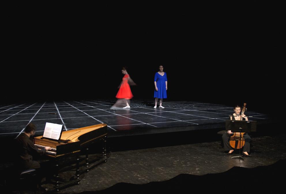 Haendel Da Camera, 2015 - extrait de «Priva son»
