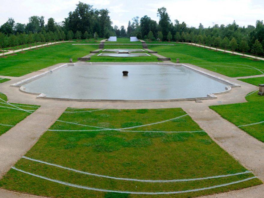 MICRO CLIMAT..FranÁois Thibaut Pencenat..Parc de Rentilly..le 06/07/2012..© Laurent Paillier / photosdedanse.com